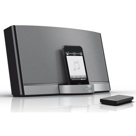 Bose+ SoundDock+ Portable Digital Music System - Gloss Black