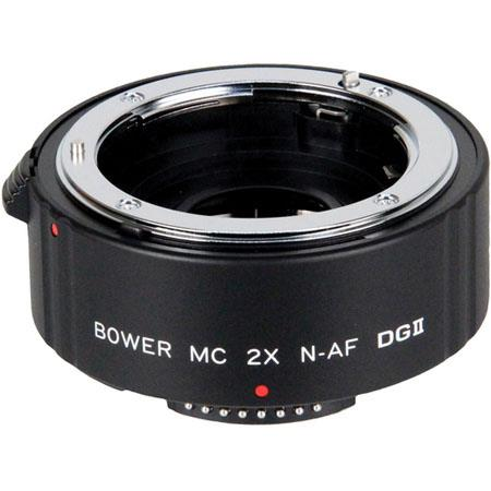 Bower 2x DGII Teleconverter (4 Element) for Nikon F Lens