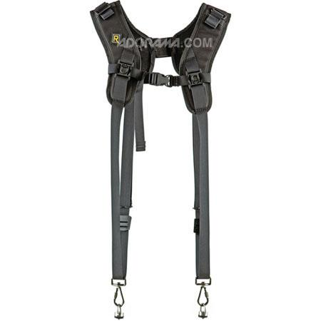 BlackRapid Double (DR-1), Double Camera Strap - For Two Cameras