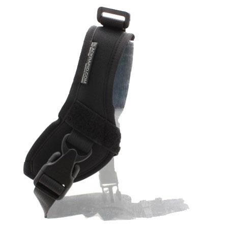 BlackRapid Double Slim Left Strap, Carries 2 Cameras or Lenses Vertically, Black