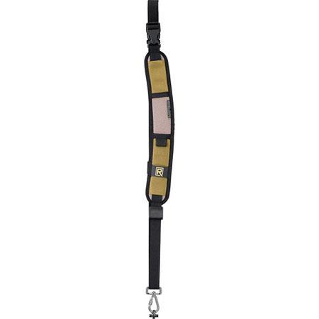 BlackRapid CURVE (RS-7) Ballistic Nylon Sling Camera Strap, Curved Ergonomic - Moss
