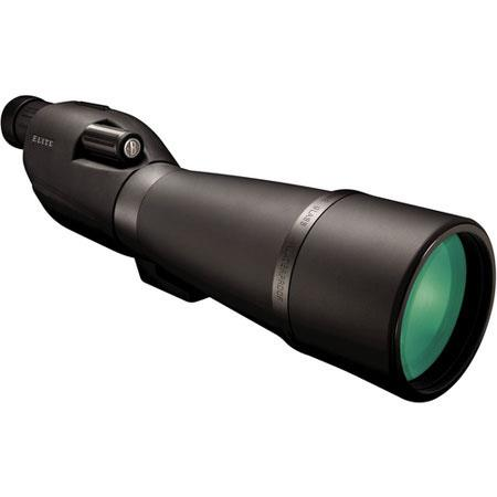 Bushnell Elite 20-60x80mm Spotting Scope, Straight, 18mm Eye Relief