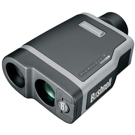 Bushnell Yardage Pro 7 x 26 Pinseeker 1500 Laser Rangefinder for Golf, with 1,500 Yard Range. image