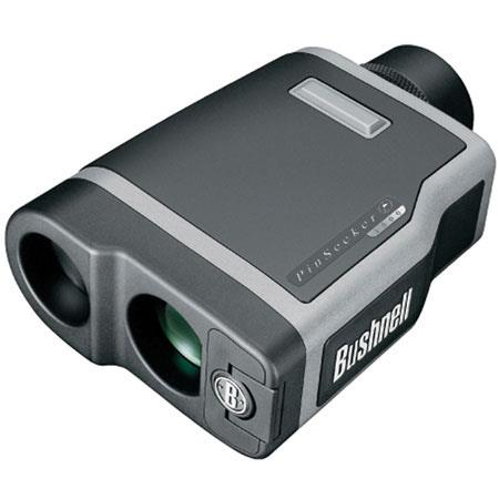 Bushnell Yardage Pro 7 x 26 Pinseeker 1500 Laser Rangefinder with Slope Feature, for Golf, 1,500 Yard Range. image