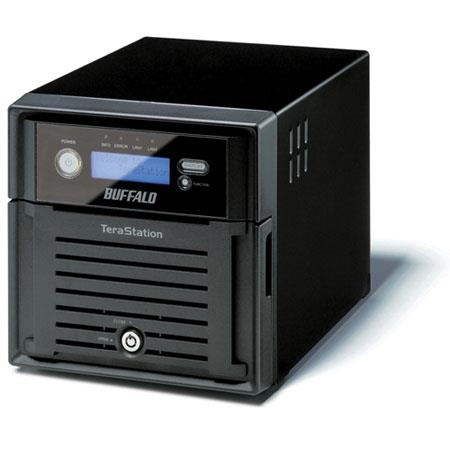 Buffalo 4TB TeraStation Pro Duo WSS Windows Powered Network Storage Server