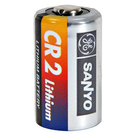 Sanyo CR2 3 Volt Lithium-ion Battery image