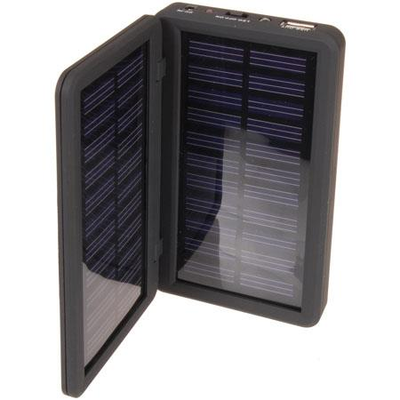 Sunpak Dual Panel Solar Charger Single Panel 2800mAH image