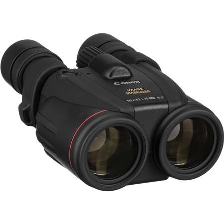 Canon 10 x 42 L IS Image Stabilized, Water Proof Porro Prism Binocular with 6.5 Degree Angle of View, U.S.A. image
