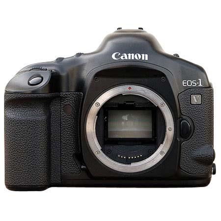 Canon EOS-1V 35mm Autofocus SLR Camera Body U.S.A. image