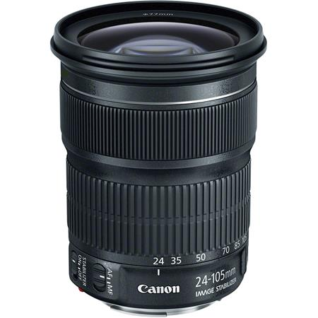 Canon EF 24-105mm f/3.5-5.6 IS STM Standard Zoom Lens