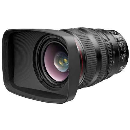 Canon 3.4-20.4mm 6x XL Wide Angle Zoom HD Video Lens for XL H1 HDV Camcorder