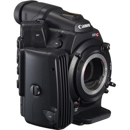 Canon EOS C500 Cinema EOS Camcorder Body - EF Lens Mount