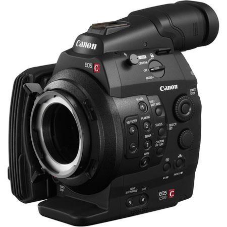 Canon EOS C500 PL Cinema EOS Camcorder Body - PL Lens Mount