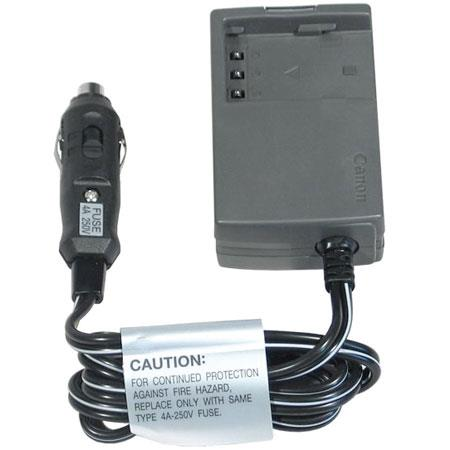 Canon CBC-NB2 Car Battery Adapter / Charger for the Lithium-Ion NB2L Battery, for the Elura Camcorders