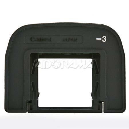 Canon Diopter ED -3.0 w/Rubber Frame f/EOS-A2/A2E, ELAN II/IIE, ELAN 7/7E, EOS-3 image