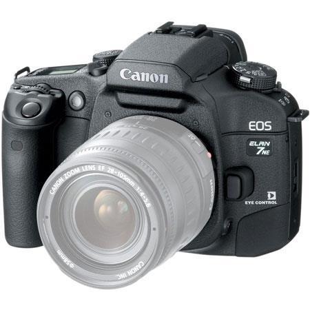 Canon EOS Elan 7NE 35mm Autofocus SLR Camera Body U.S.A. image