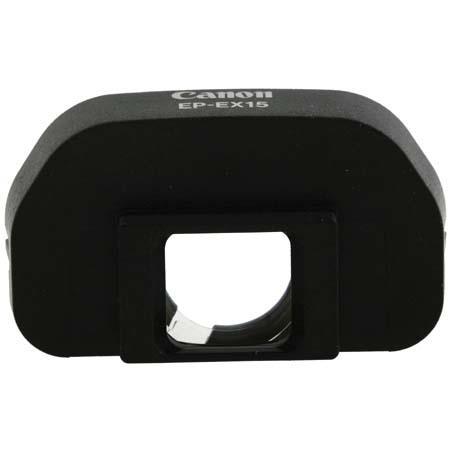 Canon Eyepiece Extender EP-EX15 for all EOS cameras - except EOS-3, A2/A2E, Elan II/IIE, 7/7E, IX, IX-Lite image