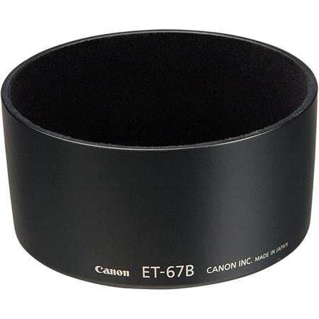 Canon Lens Hood ET-67B for the EFS 60mm f/2.8 USM Macro Lens