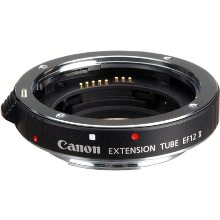 Canon Auto Focus Extension Tube EF 12 II for Close-up and Macro Photography. image