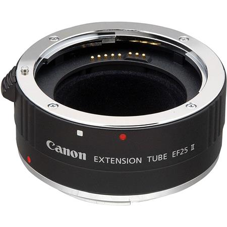 Canon Auto Focus Extension Tube EF 25 II for Close-up and Macro Photography. image