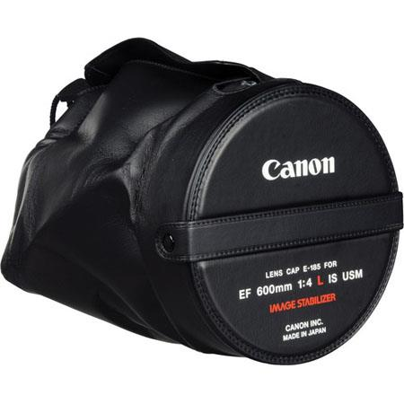 Canon E-185 Lens Cap for EF 600mm f/4L IS USM Telephoto Lens