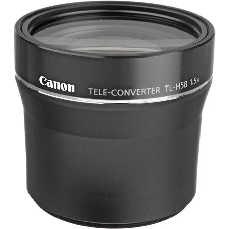 Canon TL-H58 1.5x Tele Converter for High Definition Camcorders