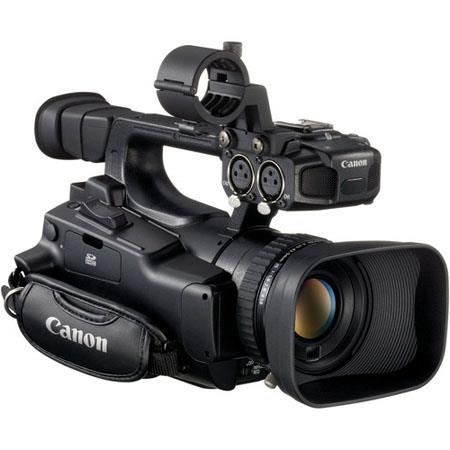 Canon XF-100 High Definition Professional Camcorder, XF Codec, CF Card Media, 10x HD Zoom Lens, 1920x1080 CMOS Sensor