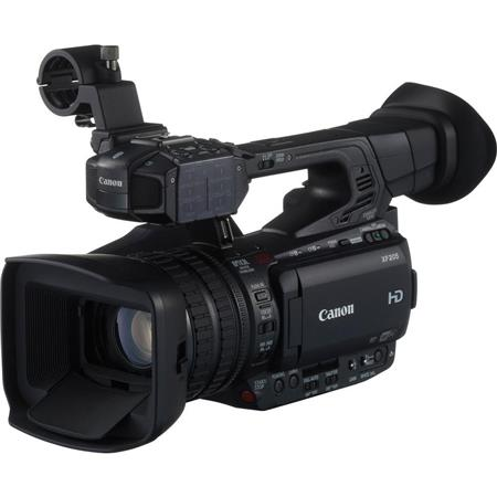 Canon XF205 High Definition Professional 1080p Camcorder, 20x Optical Zoom, 3.5