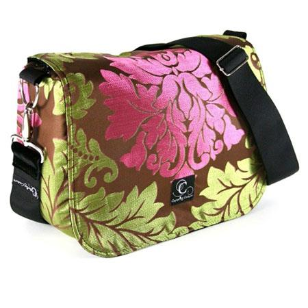 Capturing Couture Parisian Bloom Camera Bag