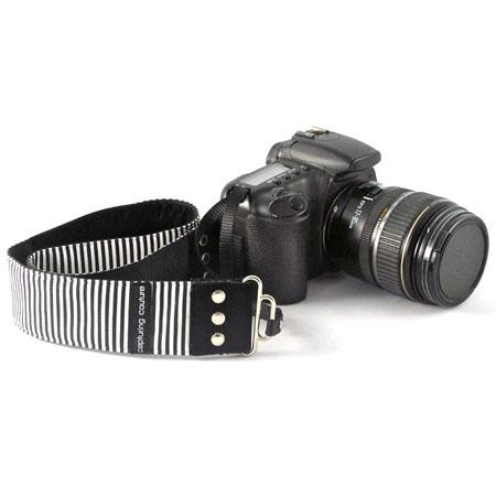 "Camera Straps by Capturing Couture: Men's Collection, The Rocker 2"" SLR/DSLR Fashion Camera Strap"
