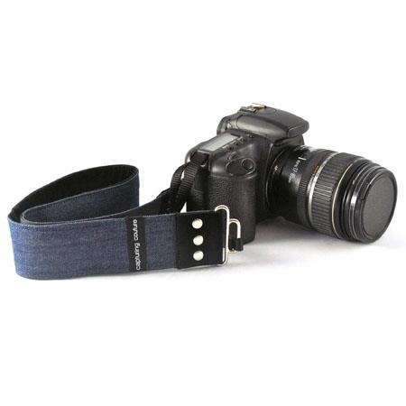 "Camera Straps by Capturing Couture: Male Collection, The Diesel 2"" DSLR/SLR Fashion Camera Strap"