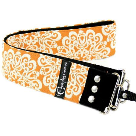 "Camera Straps by Capturing Couture: Serenity Collection, The Clay 2"" DSLR/SLR Fashion Camera Strap"