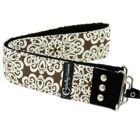 "Camera Straps by Capturing Couture: Serenity Collection, The Earth 2"" DSLR/SLR Fashion Camera Strap"