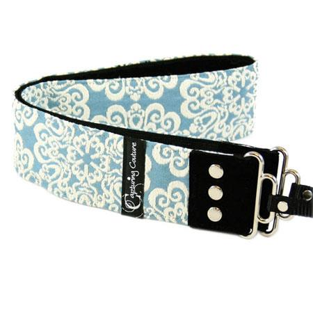 "Camera Straps by Capturing Couture: Serenity Collection, The Sky 2"" DSLR/SLR Fashion Camera Strap"