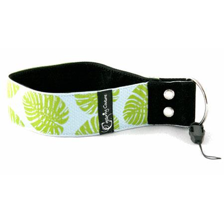 Capturing Couture Camera Straps: Tropical Collection, The Bungalow Ocean 1.5