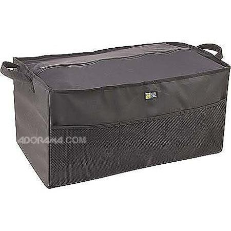 Case Logic Automotive Folding Cargo Bag Trunk Organizer, Color: Black image