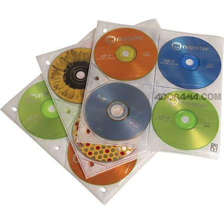 Upc 085854105842 Case Logic Prosleeve Refill Pages