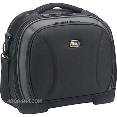 """Case Logic Slimline Lightweight Laptop Case holds up to 13"""" Notebooks, Color: Black image"""