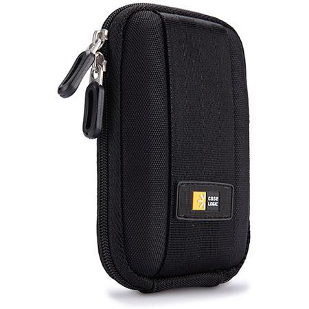 Case Logic Point and Shoot Camera Case, Black