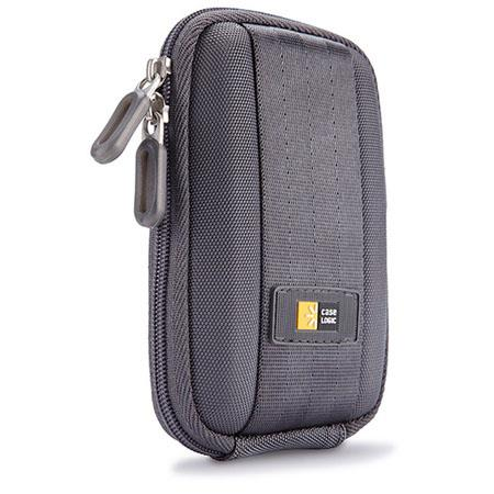 Case Logic Point and Shoot Camera Case, Gray