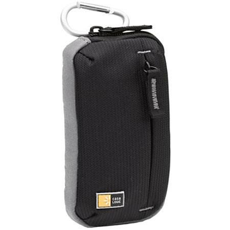 Case Logic Pocket Video Camcorder Case, Color: Black.