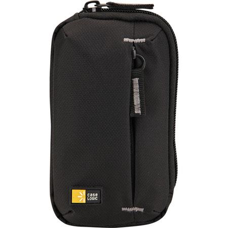 Case Logic TBC-412 Pocket Video Camera Case, Color: Black.