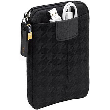 Case Logic Portable Hard Drive Case, Color: Black