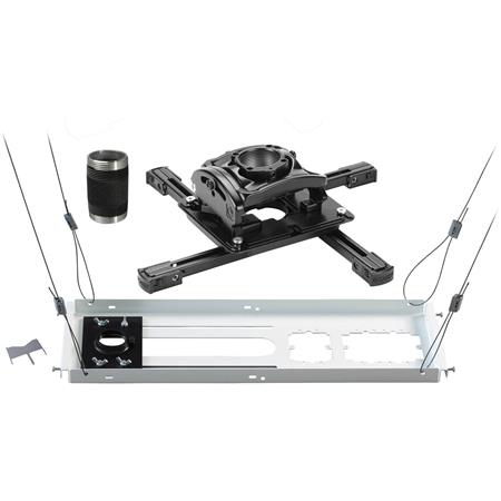 Chief KITES003 Elite Universal Ceiling Projector Mount Kit, Includes RPMAU Ceiling Projector Mount, CMS003 Extension Column & CMS440 Ceiling Kit
