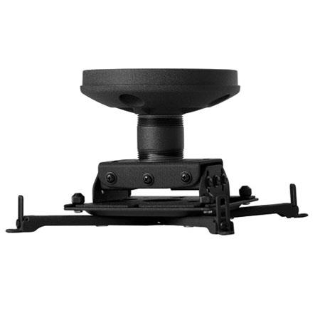 "Chief KITPR003 Projector Ceiling Mount Kit, Includes RPMAU Universal Projector Mount, CMS003 3"" Extension Column and CM445 Ceiling Plate"