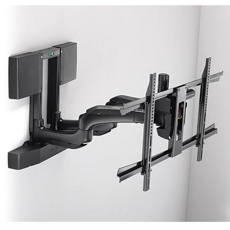 Upc 841872145495 chief pxru automated swing arm wall for Chief motorized tv mount