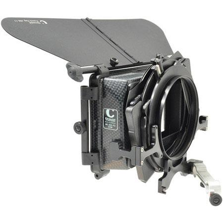 Chrosziel 450-R21 Dual Stage-DSW Matte Box for Camcorders/DSLR Camera