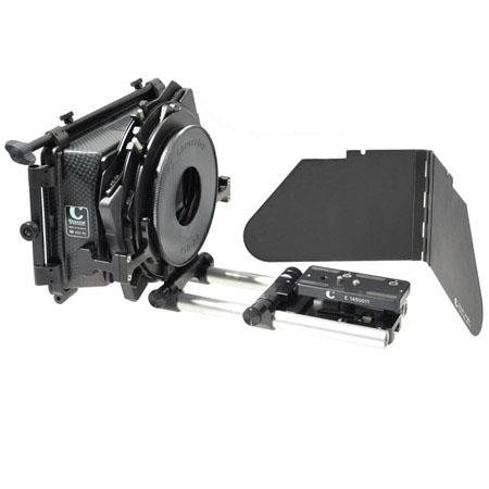 Chrosziel 450-R2 Matte Box Kit for Panasonic AG-AF100 50-85mm Camcorder