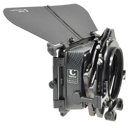 Chrosziel 450-R31 Triple Stage Matte Box for Camcorders/DSLR Camera