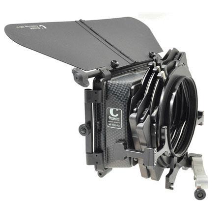 Chrosziel 450-R31 Triple Stage-DSW Matte Box for Camcorders/DSLR Cameras